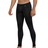 Clever Moda Skin Leggings Nirvana Black Men's Sportswear