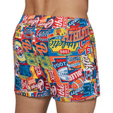 Clever Moda Swim Short Atleta Way Men's Swimwear