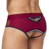 Clever Moda Jockstrap Control Grape Men's Underwear