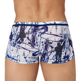 Clever Moda Boxer Unpredictable Dark Blue Men's Underwear