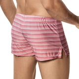 Clever Moda Lounge Shorts Versalles Grape Men's Underwear
