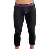 Clever Moda Skin Leggings Power Black Men's Sportswear