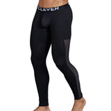 Clever Moda Skin Leggings Astist Black Men's Sportswear