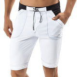 Clever Moda Swim Short Guarulhos White Men's Swimwear