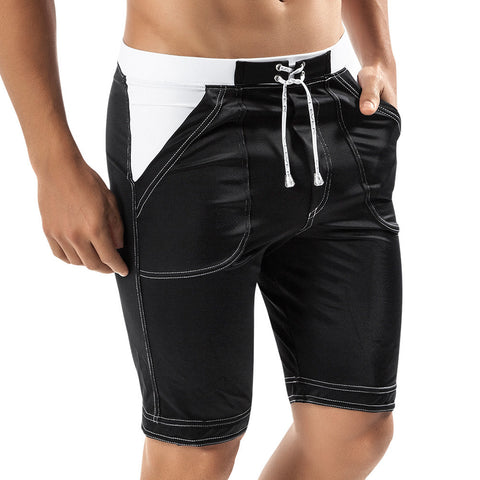 Clever Moda Swim Short Guarulhos Black Men's Swimwear