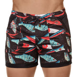 Clever Moda Swim Short Real Men's Swimwear