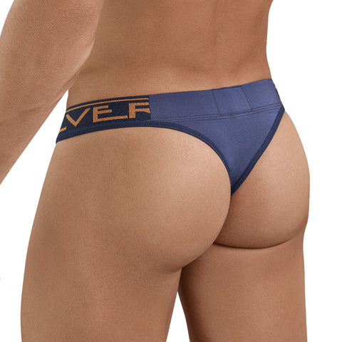 36c48b67709e Clever Moda Thong Exciting Blue Men's Underwear – Clever & Pikante ...
