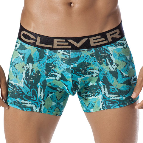 Clever Moda Boxer Natural Snake Men's Underwear