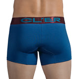 Clever Moda Boxer Stingray Blue Men's Underwear