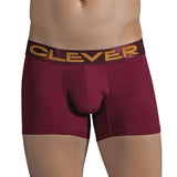 Clever Moda Boxer Stingray Grape Men's Underwear