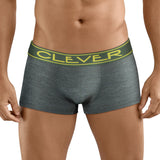 Clever Moda Latin Boxer Erotic Green Men's Underwear
