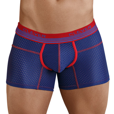 Clever Moda Boxer Danish Dark Blue Men's Underwear