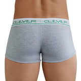 Clever Moda Latin Boxer Canadian Light Grey Men's Underwear