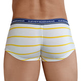 Clever Moda Latin Boxer Milkshake Yellow Men's Underwear