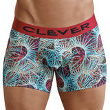 Clever Moda Boxer Azalea Grape Men's Underwear