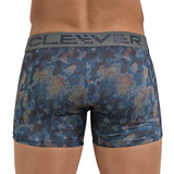 Clever Moda Boxer High Class Blue Men's Underwear