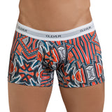 Clever Moda Boxer Refined Red Men's Underwear