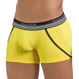 Clever Moda Boxer Lovely Yellow Men's Underwear