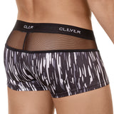 Clever Moda Latin Boxer Provocation Grey Men's Underwear