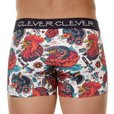 Clever Moda Boxer Reaction Men's Underwear