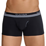 Clever Moda Latin Boxer Julio Black Men's Underwear