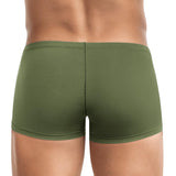 Clever Moda Latin Boxer Level Green Men's Underwear