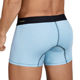 Clever Moda Boxer Respect Light Blue Men's Underwear