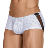 Clever Moda Latin Boxer Boias White Men's Underwear