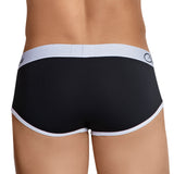 Clever Moda Piping Brief Pertinax Black Men's Underwear