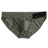 Clever Moda Brief Freedom Green Men's Underwear
