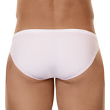 Clever Moda Brief Expression White Men's Underwear