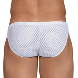 Clever Moda Brief Valeriano White Men's Underwear