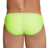 Clever Moda Brief Valeriano Green Men's Underwear