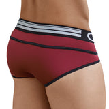 Clever Moda Piping Brief Czech Grape Men's Underwear