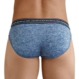 Clever Moda Brief Bulgarian Dark Blue Men's Underwear