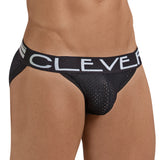 Clever Moda Brief Fancy Black Men's Underwear