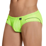 Clever Moda Brief Sabiniano Green Men's Underwear