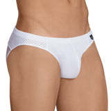 Clever Moda Latin Brief Vespaciano White Men's Underwear