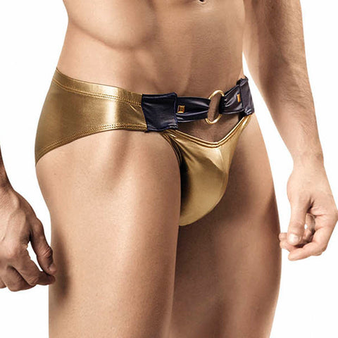Pikante Brief Bling Gold Men's Underwear