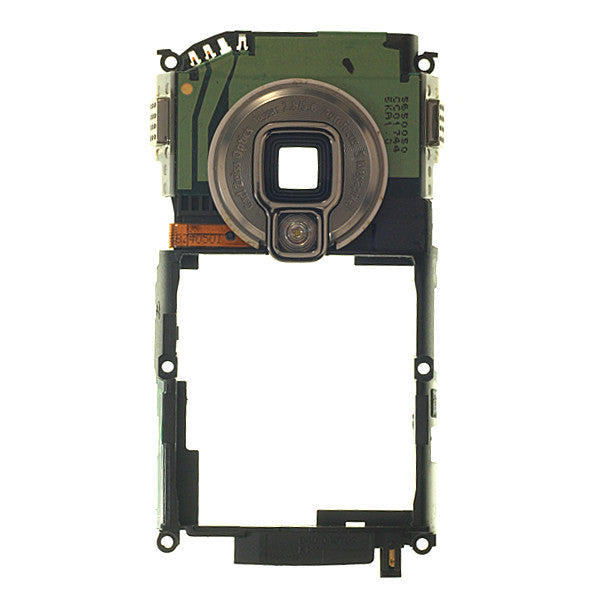 Nokia N95 8GB Chassis Assy (without metal internal), Cover - Itstek