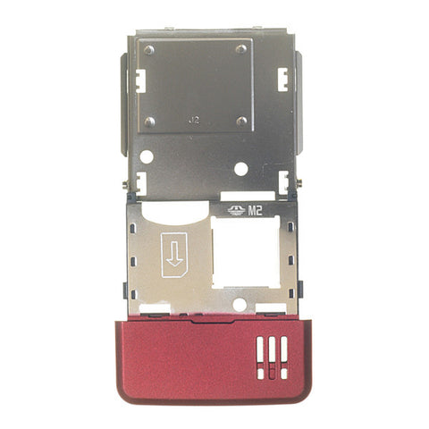 Sony Ericsson C902 Antenna Cover Assy Red, Cover - Itstek