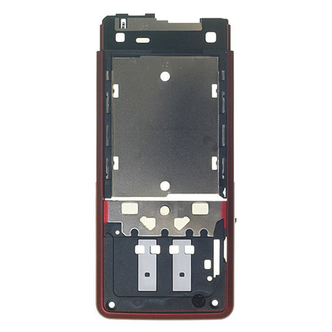 Sony Ericsson C902 Frame Assy Red - New Version, Cover - Itstek