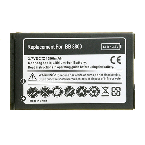 Blackberry 8800,8820,8830 Replacement Battery, Battery - Itstek