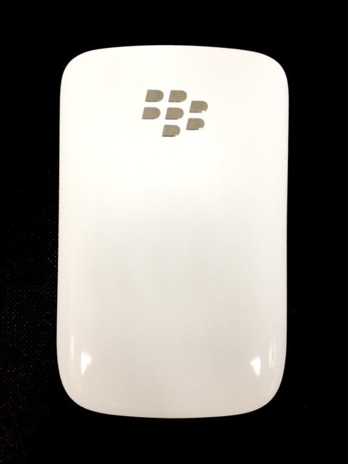 BlackBerry 9320 Curve Battery Cover White, Battery Cover - Itstek
