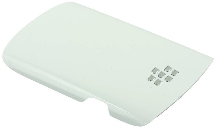 BlackBerry 9360 Curve Battery Cover - White, Battery Cover - Itstek
