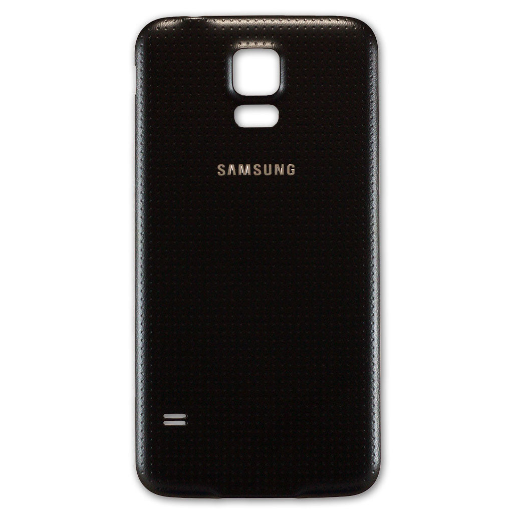 Samsung G900F Galaxy S5 Battery Cover Black, Battery Cover - Itstek