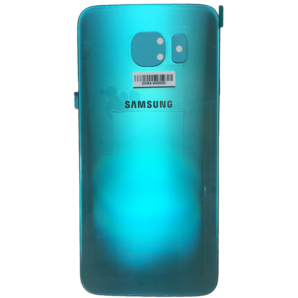 Samsung G920F Galaxy S6 Battery Cover Blue