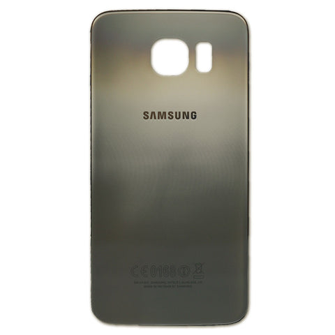 Samsung G920F Galaxy S6 Battery Cover Gold, Battery Cover - Itstek