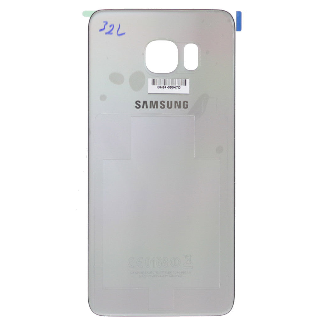 Samsung G928F Galaxy S6 EDGE+ Battery Cover - Silver, Battery Cover - Itstek