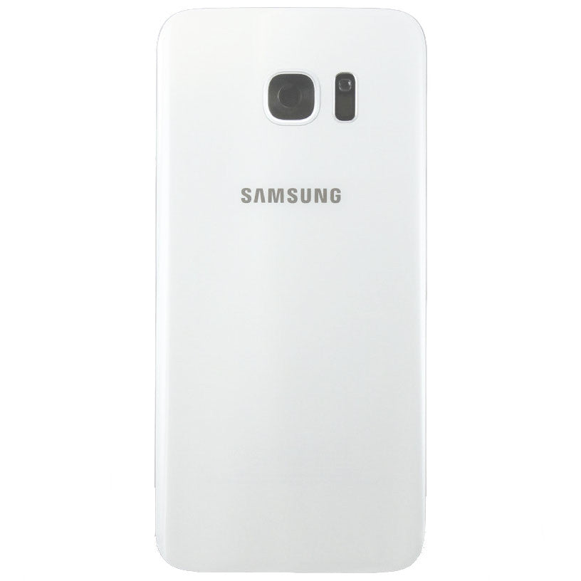Samsung G935F Galaxy S7 Edge Battery Cover White